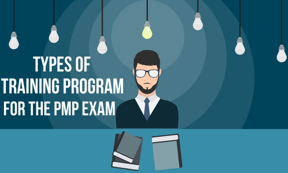 Types of Training Programs for the PMP Certification Exam